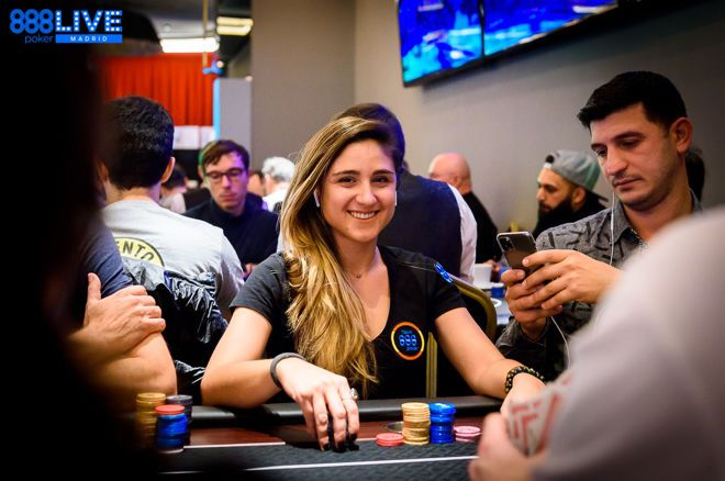 888poker Team Pro Ana Marquez reflects on the 888poker LIVE Festival Madrid