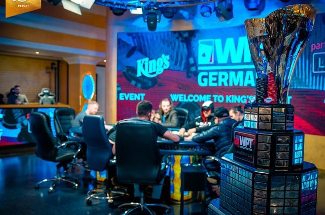 Ricardas Vymeris wins WPT Germany Opener for €79,000 and WPT Germany Main Event seat