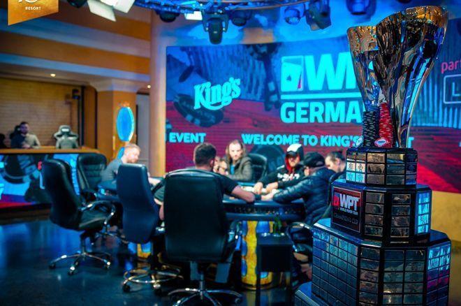 WPT Germany - Joeri Moerman derde in Opener voor €36.300, Farukh Tach mist finaletafel