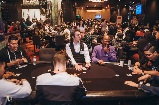 Aussie Millions provided great action for poker players in January.