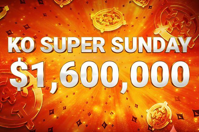 KO Super Sunday at partypoker