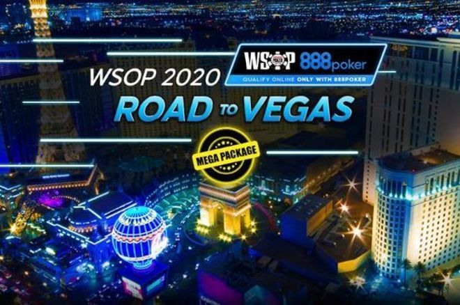 Satélites WSOP no 888poker