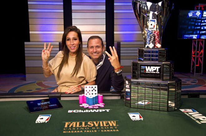 Eric Afriat wins WPT Fallsview Poker Classic