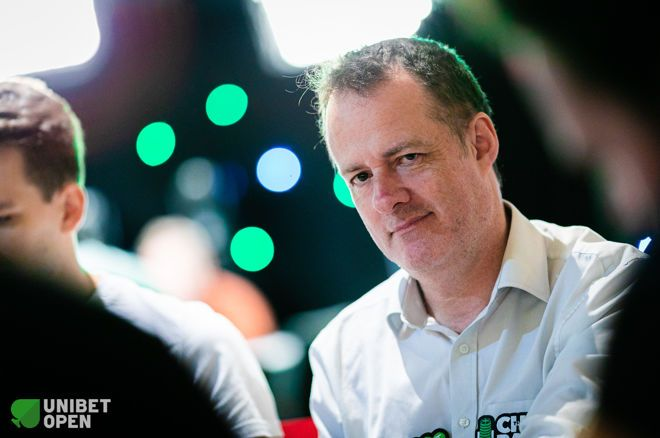 Dara O'Kearney is looking forward to the upcoming Unibet Open Dublin festival in his home country of Ireland