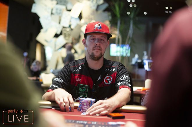 Starting with a partypoker online promotion chase, Marty Mathis has developed into one of the world's best tournament players.