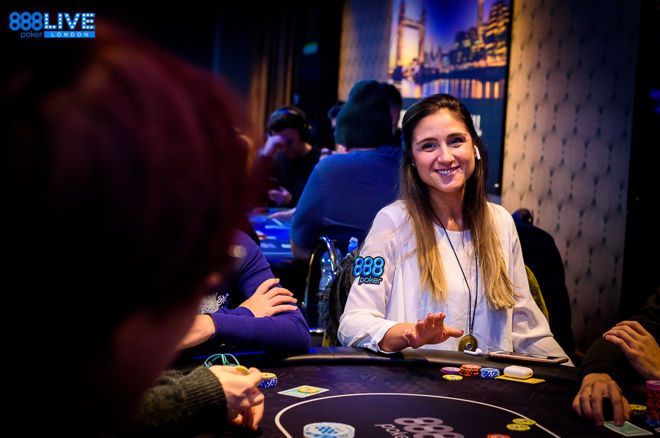 Ana Marquez is looking forward to 888poker LIVE Bucharest and the WSOP later this year