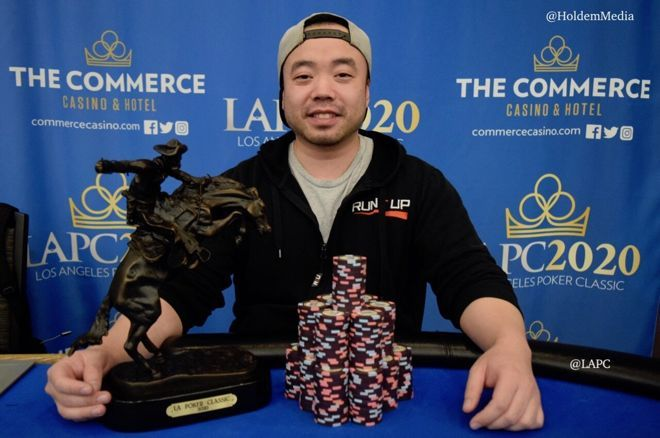 Anthony Nguyen topped a multi-way chop in L.A.