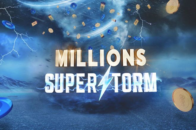 Millions Super Storm at 888poker