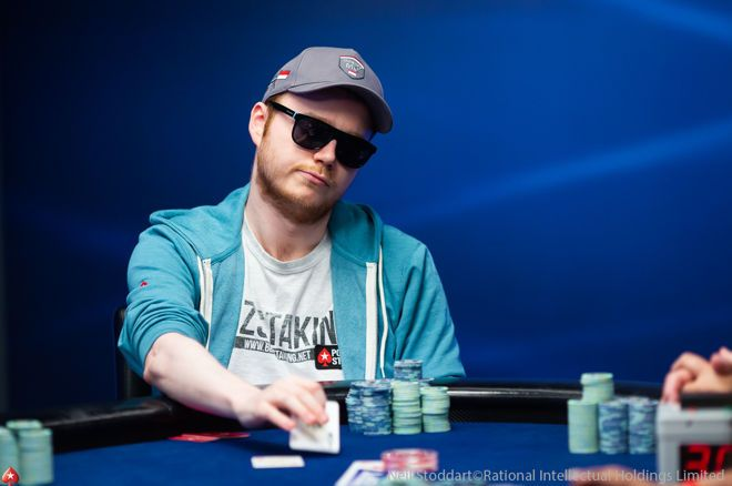 Conor Beresford final-tabled the Sunday Million in 2012 and won it in 2019