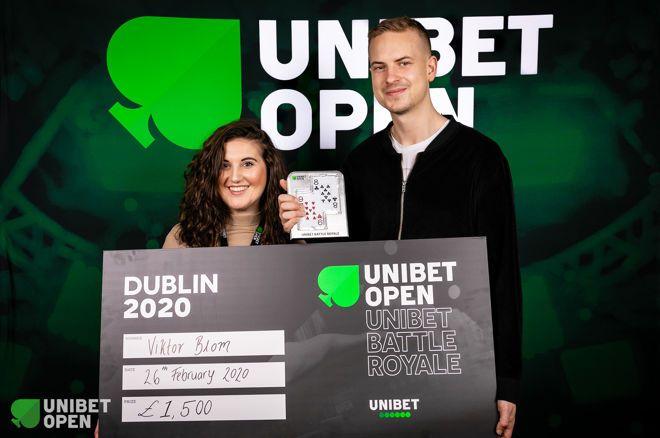 "Viktor ""Isildur1"" Blom Wins the 2020 Unibet Open Dublin Battle Royale"