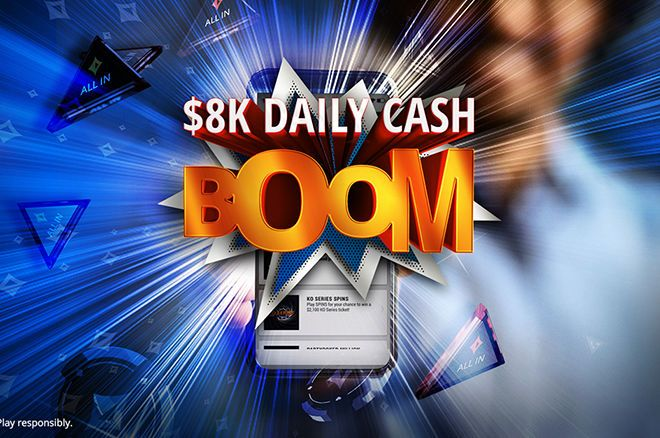 partypoker's Daily Cash Boom