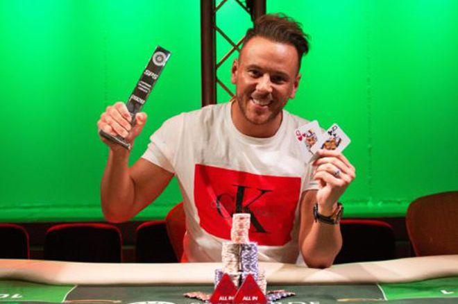 Cláudio Coelho pentacampeão do Solverde Poker Seasom