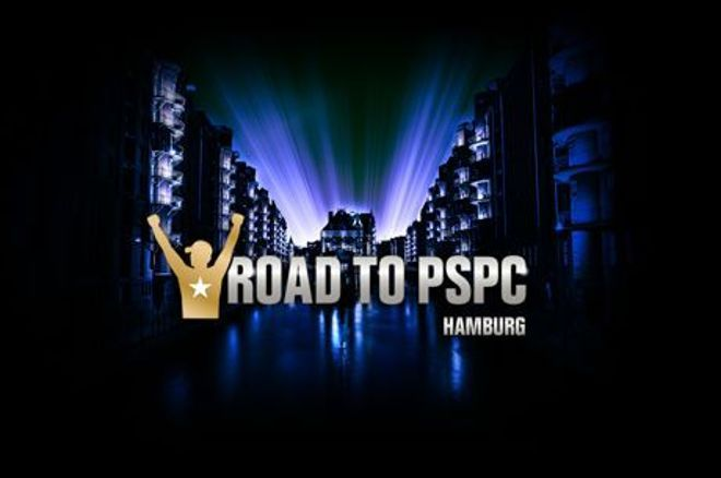 Road to PSPC Hamburg
