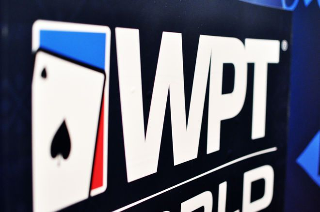 The WPT will an online Main Event with the winner's name to be added to the Champion's Cup.