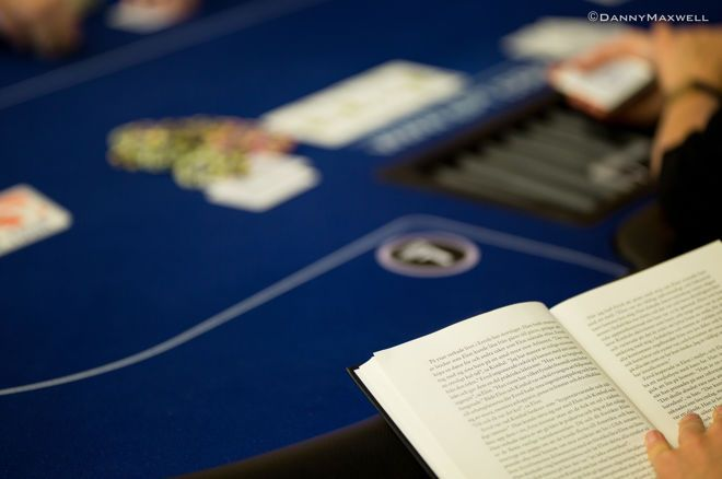 With live poker busto for the time being, it's time for poker players to explore other avenues of stimulation.