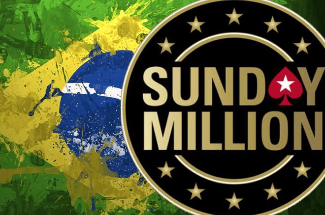 """""""AAAArthur"""" vence Sunday Million de Aniversário e ganha maior prêmio da história do poker brasileiro"""