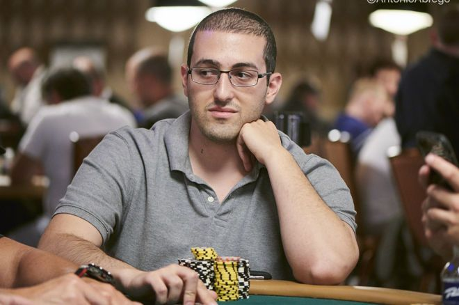 "William ""swaggyb"" Corvino Locks Up Event 12 of WSOP.com Online Super Circuit Series"