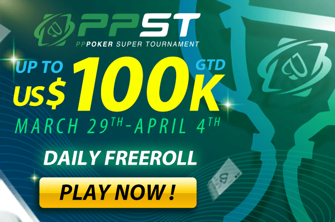 PPPoker Levels Up Benefits with Daily PPST Freerolls
