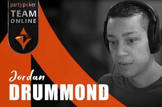 """Jordan Drummond van Team Online: """"Ik hou echt van de richting die partypoker inslaat"""""""