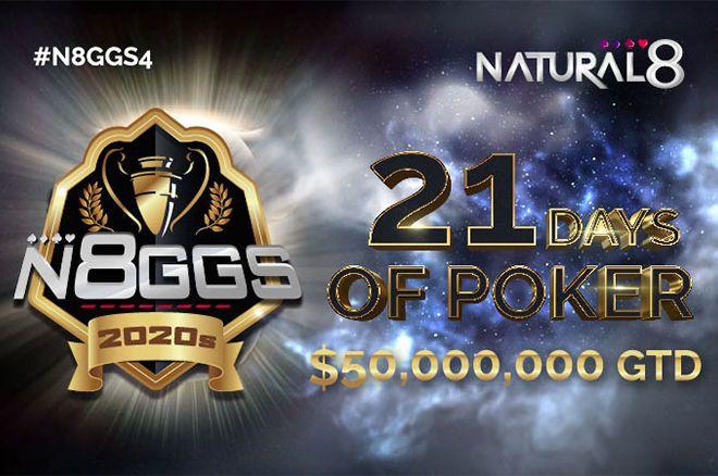 N8 21 Days of Poker
