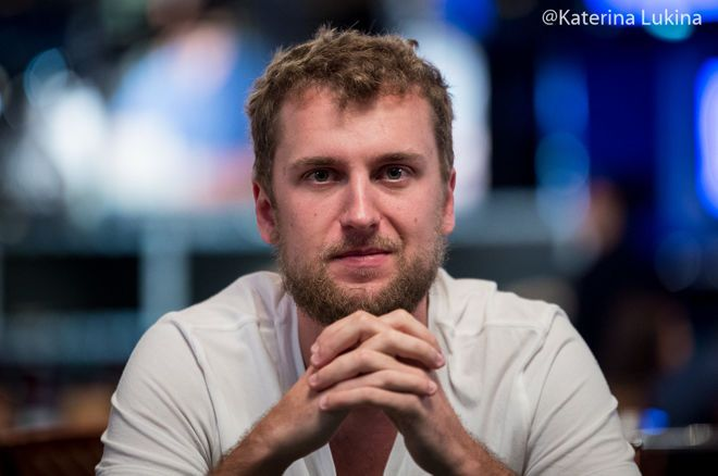 In-depth strategy discussion about a hand involving Ryan Riess and Roberto Romanello at the partypoker UK MILLIONS
