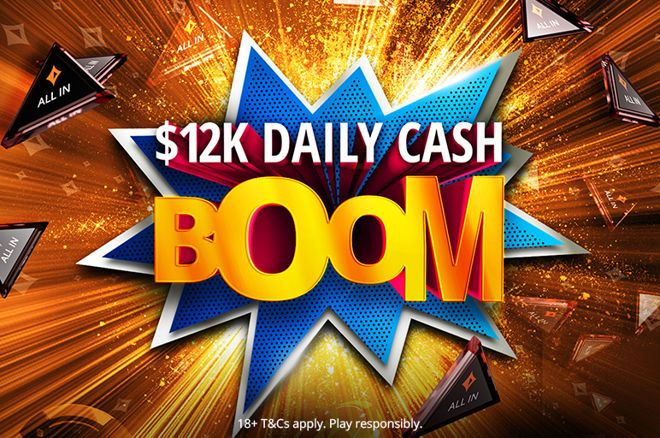 Daily Cash Boom do partypoker