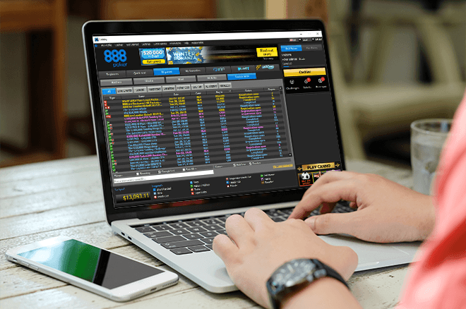 Three Different Sizes to Choose From in the 888poker BIG Fish