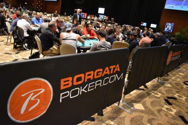 "BorgataPoker.com ""title ="" BorgataPoker.com ""class ="" article__photo ""/>     <p> <b> ""ClarkWesterfeld"" </b> telah menjadi juara terbaru dalam <b> Seri Borgata Musim Semi Poker Online </b>dengan topping bidang entri 162 di $ 215 buy-in <b> Acara # 7 : $ 20.000 GTD NLH </b>. Turnamen ini menghasilkan kumpulan hadiah $ 32.400, jauh melampaui jaminan dan membayar hadiah tempat pertama $ 8.424 setelah hanya malu enam jam bermain. </p> <h2 data-param="