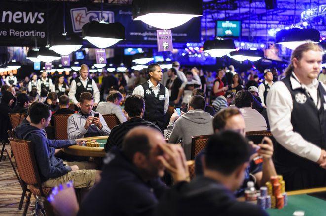 Poker dealers