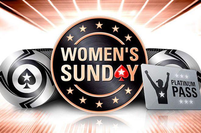 PokerStars Women Sunday