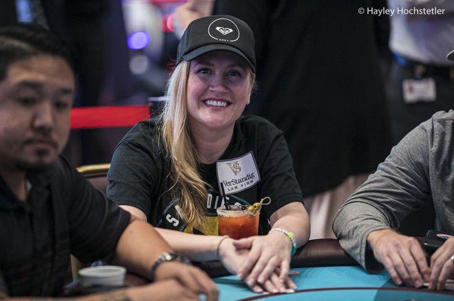 The Chip Race podcast analyzes a key spot involving Jamie Kerstetter and Brandon Cantu on Poker After Dark