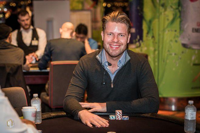 Jorryt van Hoof derde in $10k-event bij Poker Masters ($127k), Joris Ruijs runner-up bij Irish Poker Online (€41.328)