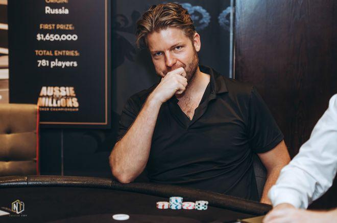 Poker Masters Online - Jorryt van Hoof vierde in $10k PLO, mincash in $10k 6-Max