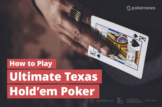 Pelajari cara bermain Ultimate Texas Hold'em