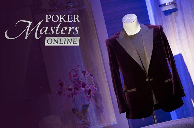 Pembaruan Online Masters Poker: Jason Koon Scoops $ 549k