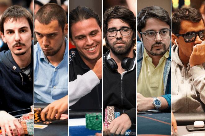 João Oliveira, Rui Ferreira, Pedro Marques,Manuel Ruivo,Michel Dattani e Pedro Olaio