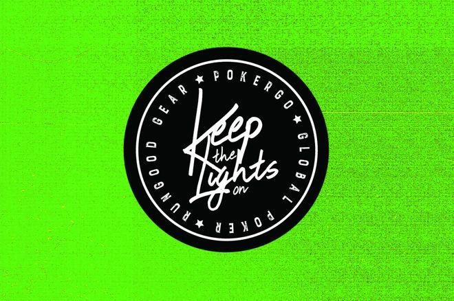 """Keep The Lights On"" Poker charity"