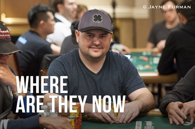 Sam Stein pernah menjadi pokok poker turnamen hidup. Dimana dia sekarang?