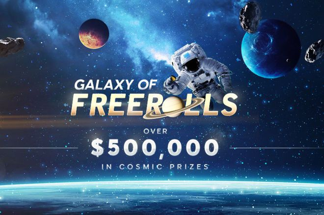 Galaxy of Freerolls at 888poker