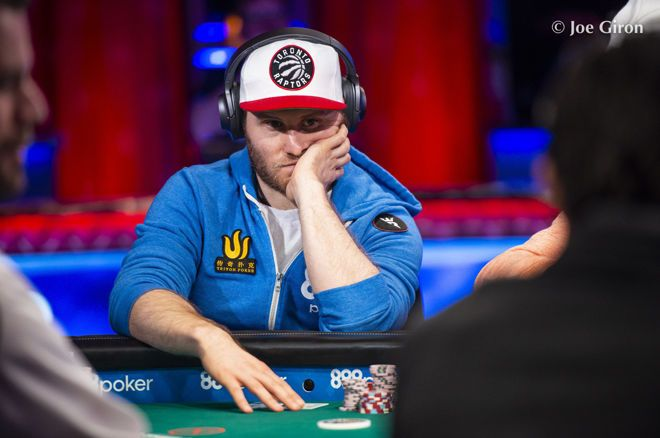 Play Along with Sam Greenwood Deep in the 2019 WSOP Main Event
