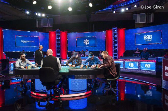 Poker empat tangan bisa menjadi hal di Nevada.