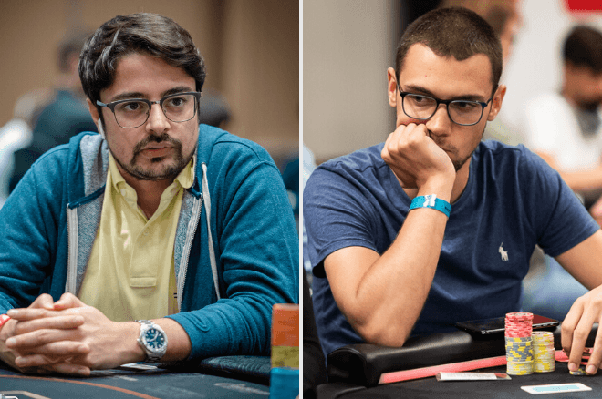 Michel Dattani & Rui Ferreira