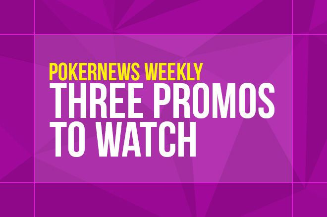 Three Promos to Watch May 5