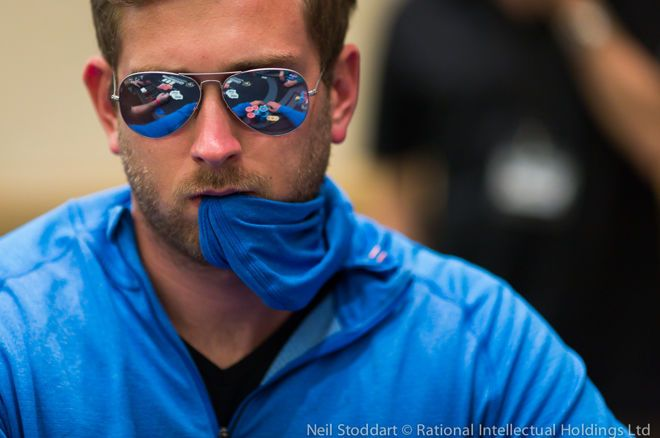 "Connor ""blanconegro"" Drinan Wins Third PokerStars SCOOP Title"
