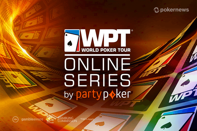 WPT Online on partypoker Extended to 31st May; Overall Guarantee Doubled