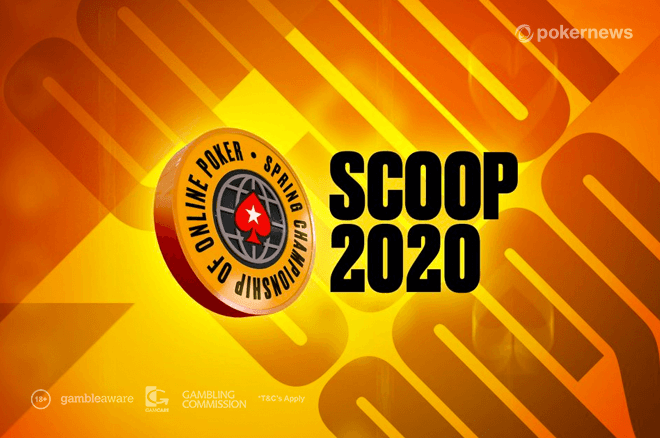 PokerStars 2020 SCOOP