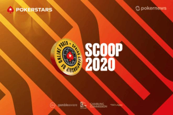 SCOOP 2020 do PokerStars