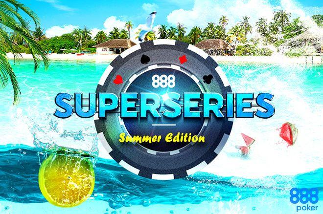 SuperSeries Summer Edition 2020 da 888poker