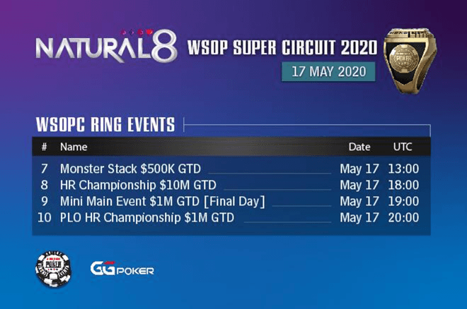 Highly Anticipated WSOP Super Circuit High Rollers $10M GTD Is Just Around The Corner