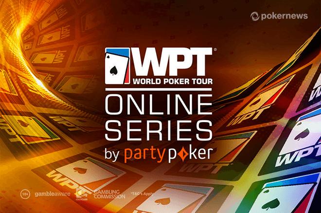 Leo Fernandez Leads WPT Online Championship Day 1b